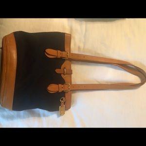 Dooney & Burke purse - Navy